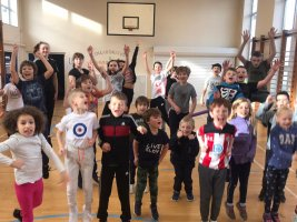 Half Term Fun Camp
