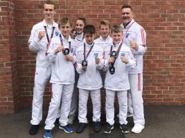 SEKF Medal Haul at the British Championships