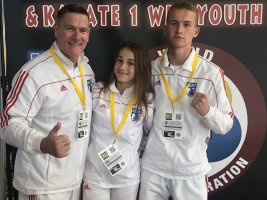 SEKF Compete at the Youth K1 UMAG