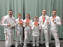 Central England International Open Success
