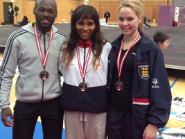 Alton wins Bronze in Salzburg
